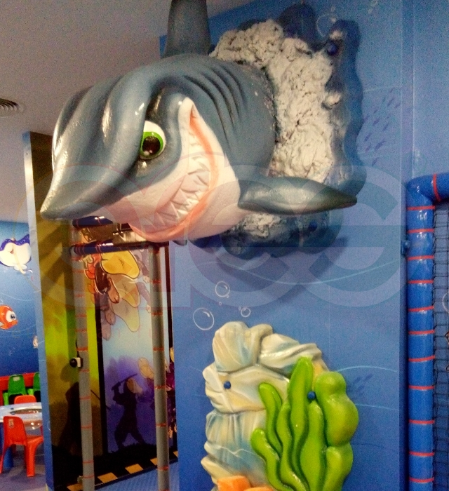 3D Proje SEA WORLD ANIMALS